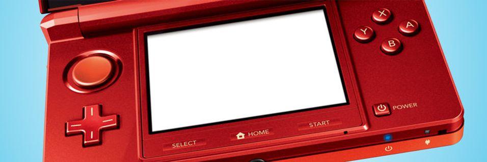 KOMMENTAR: Kommentar: Jeg elsker Nintendo 3DS