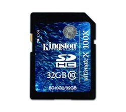 Kingston SECURE DIGITAL G2 32GB CL10 (SD10G2/32GB)