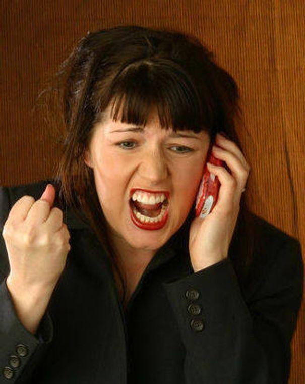 Stressende mobil