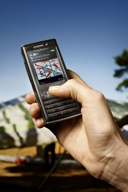 Terminaltips: Sony Ericsson K800i