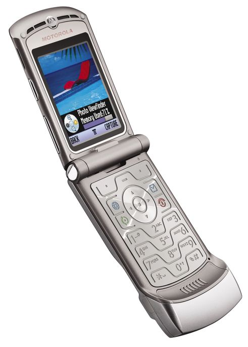 Kjøp mobiltelefon på automat