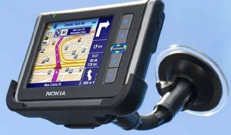 Bilnavigasjon fra Nokia