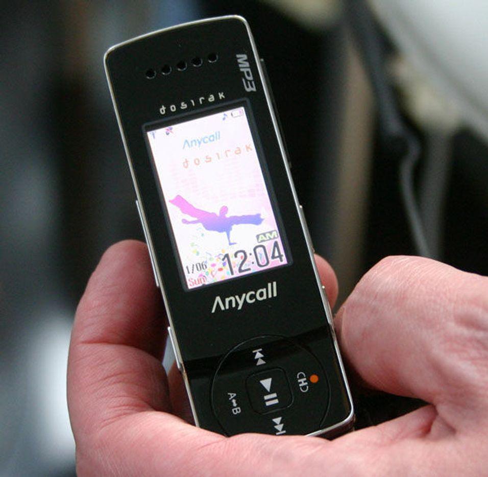 Nå kommer Samsungs mikromobil