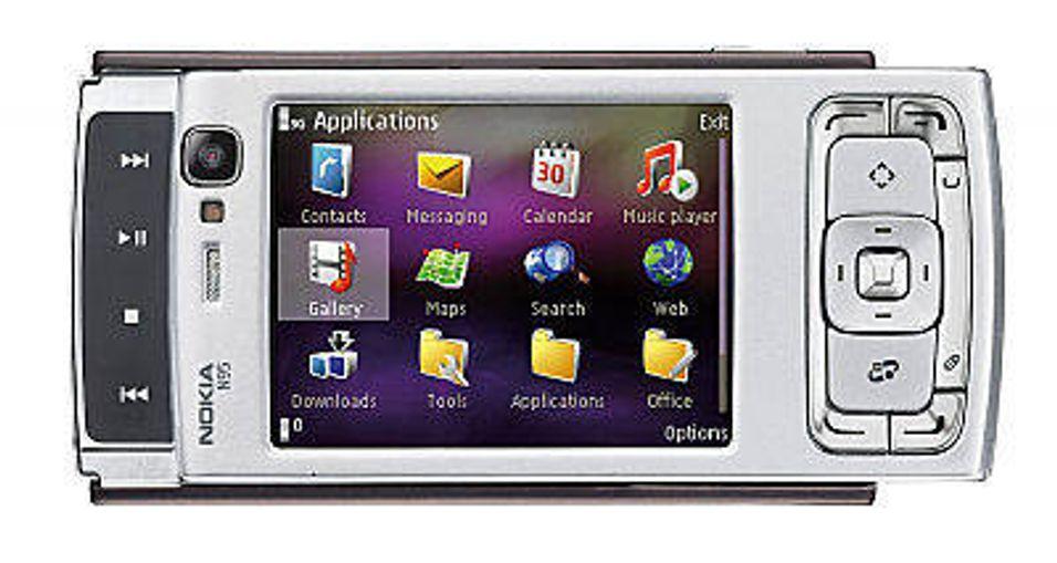 Nokia N95 vinner kåring