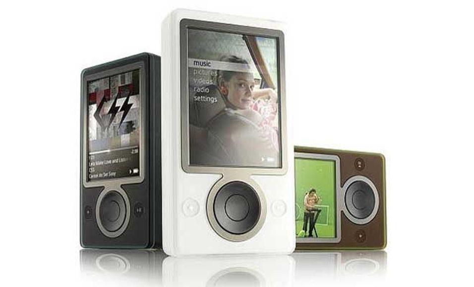 """Microsoft først med """"iPod-mobil""""?"""