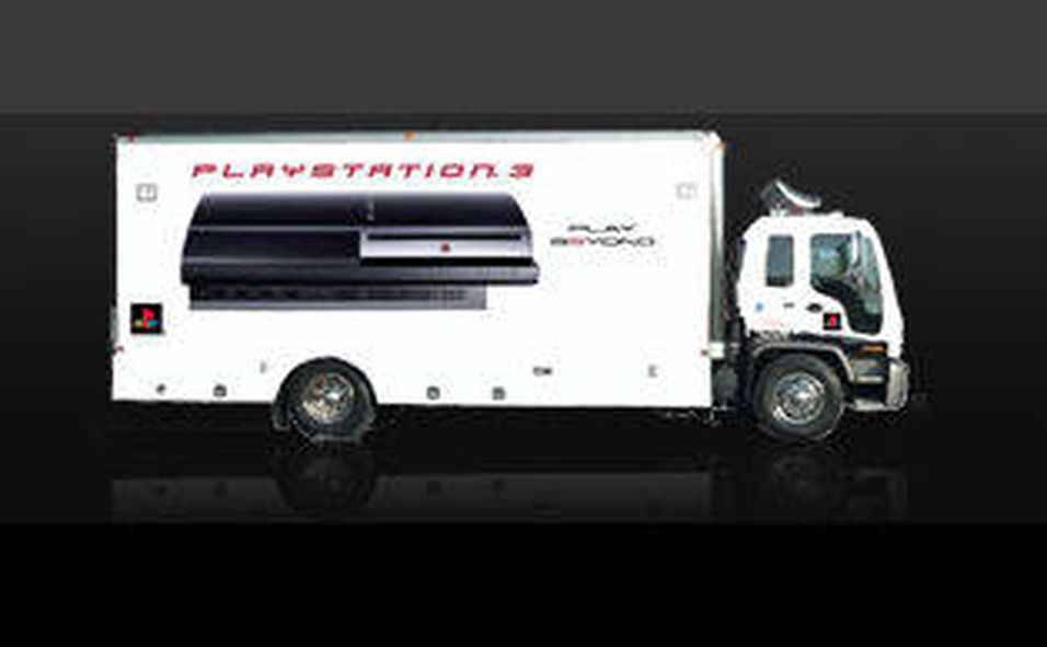 Playstation 3 lansert i USA