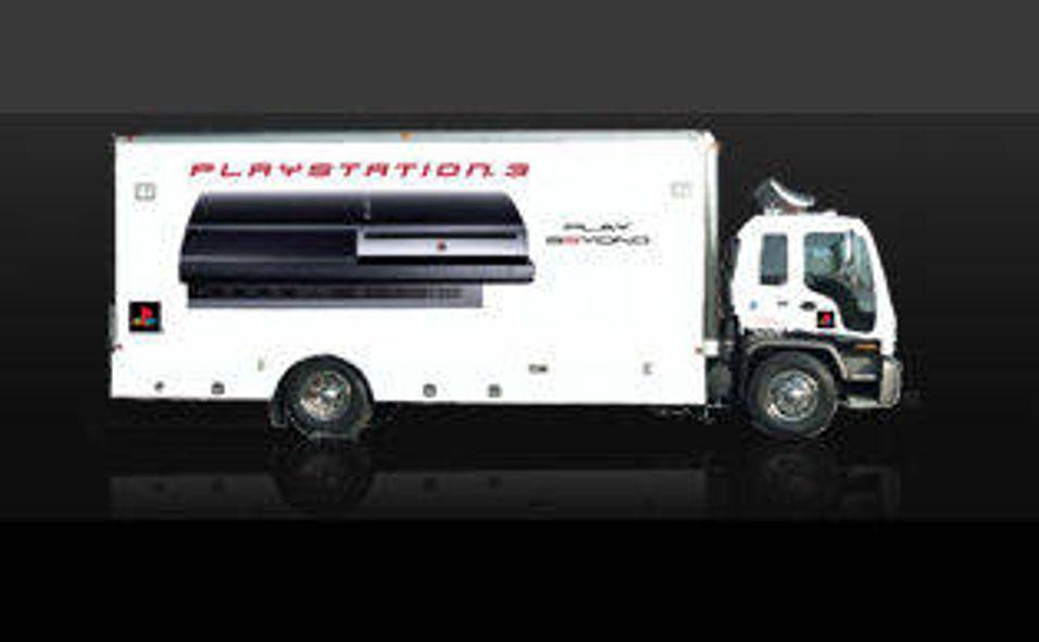 Playstation 3 lansert i USA