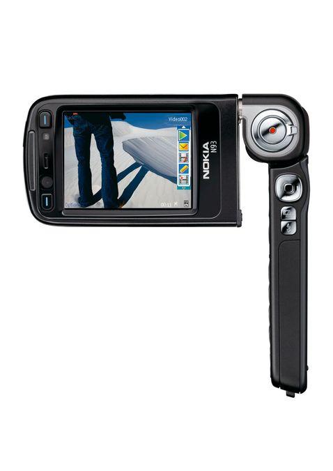 N93 er verdens heftigste mobiltelefon