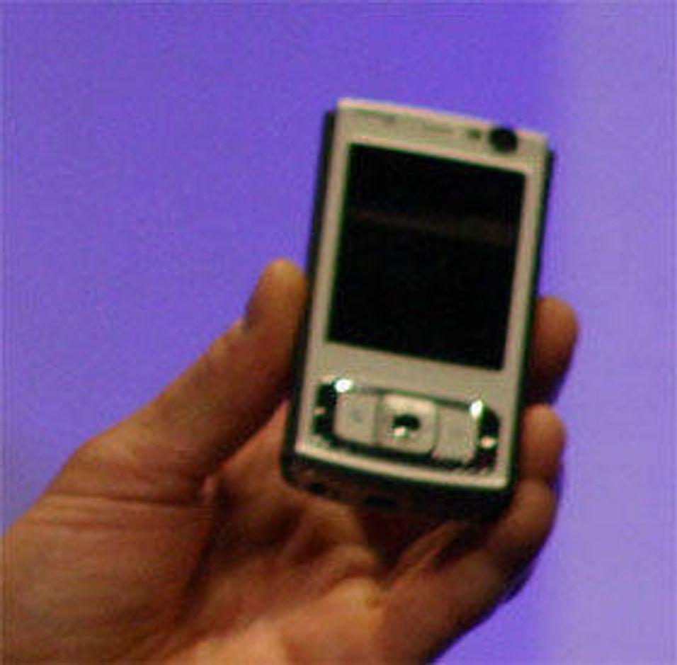 Lytt av mobilen med én SMS