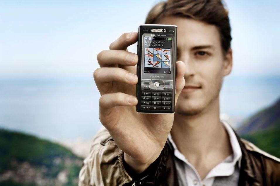 Sony Ericsson K800i er folkets favoritt