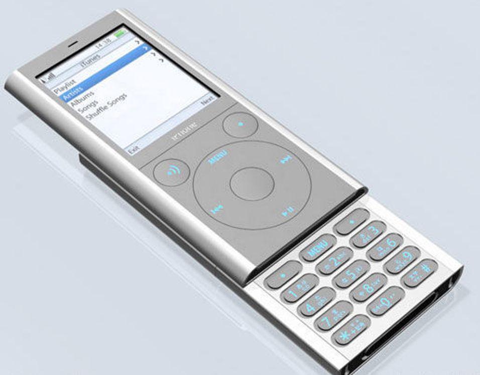 Patent på Iphone