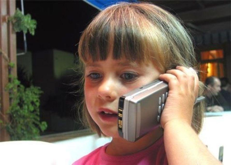 Barnevennlige mobiltjenester