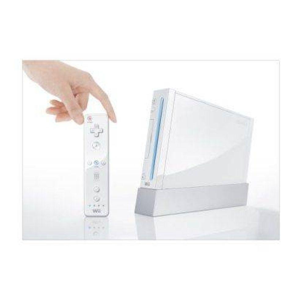 Wii endelig til Norge