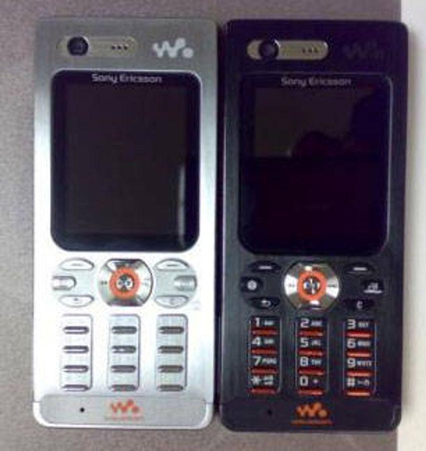 Sony Ericssons tynne metallmobil