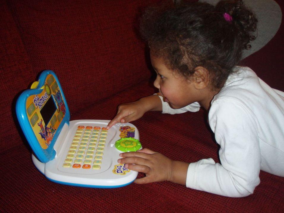 TEST: Laptop for de minste
