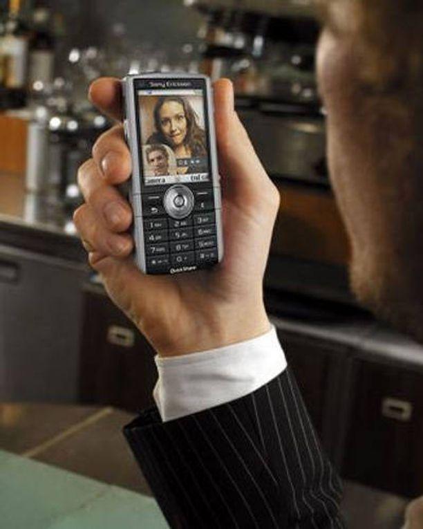 Sony Ericsson med 5 megapiksler