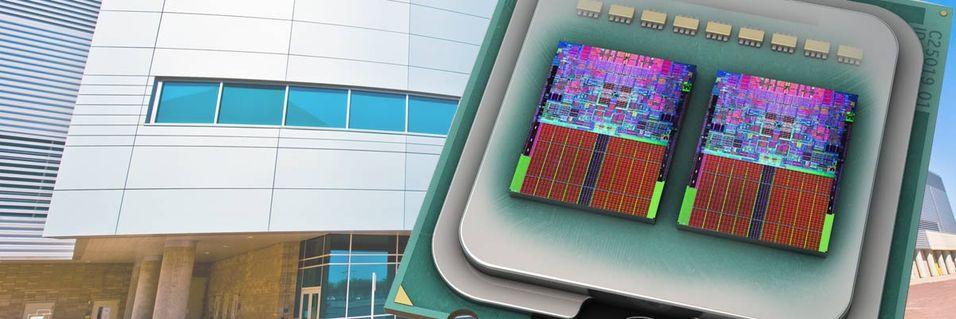 Intel er fremdeles på topp