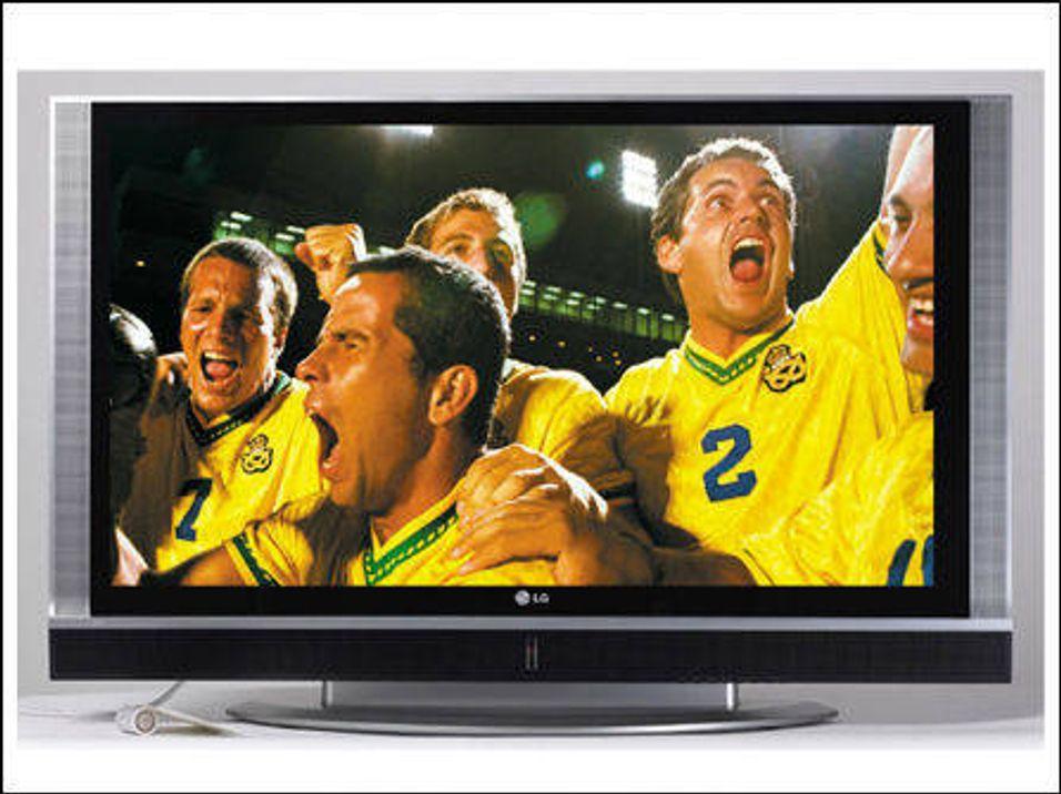 Røverkjøp på flat-TV