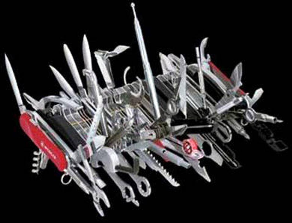 Sveitsisk kniv-monster