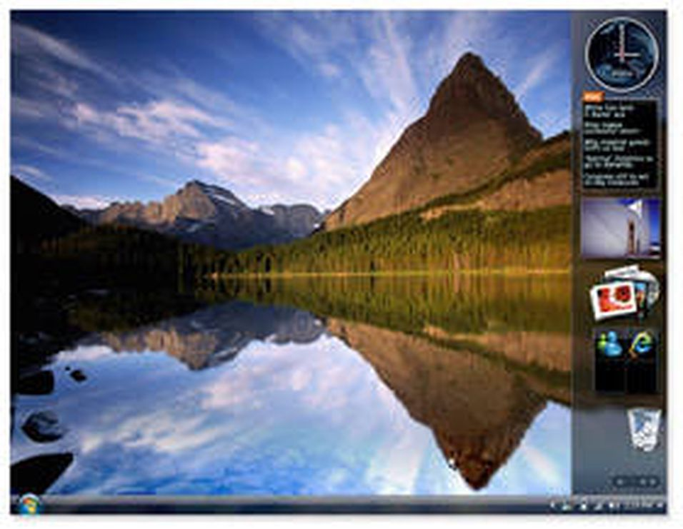 Windows Vista og XP like rask