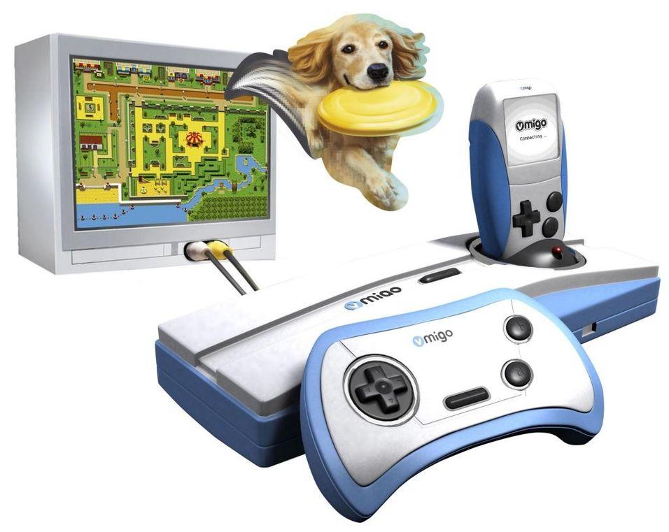 TEST: Elektronisk golden retriever
