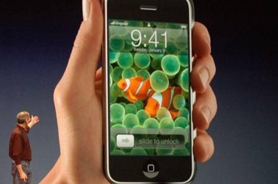 Apple saksøkes for Iphone