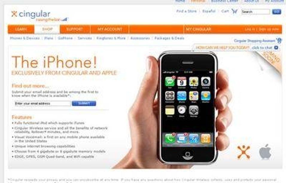 Forhåndsbestill Iphone