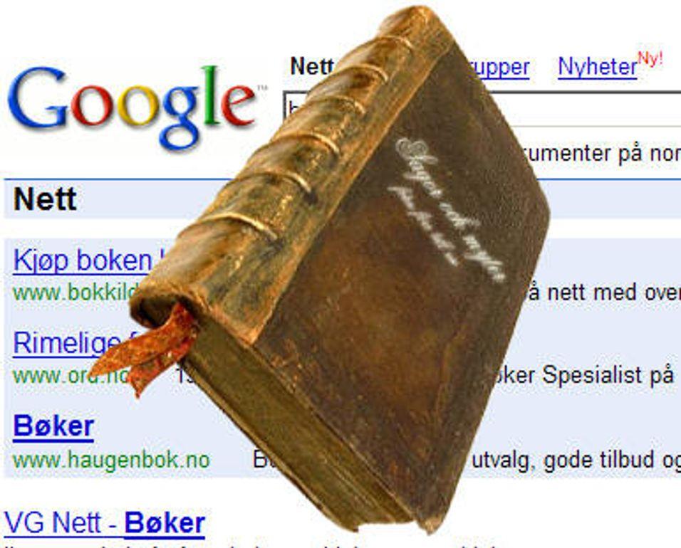 Google med boknedlasting