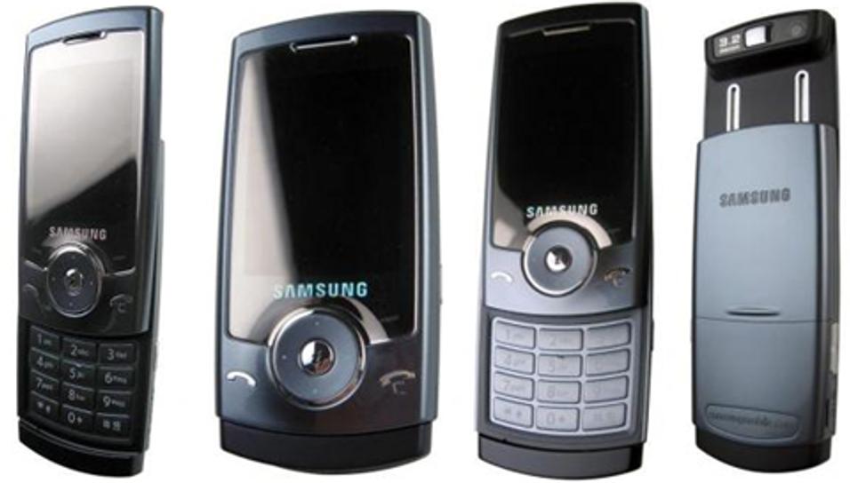 Nytt og superslankt fra Samsung
