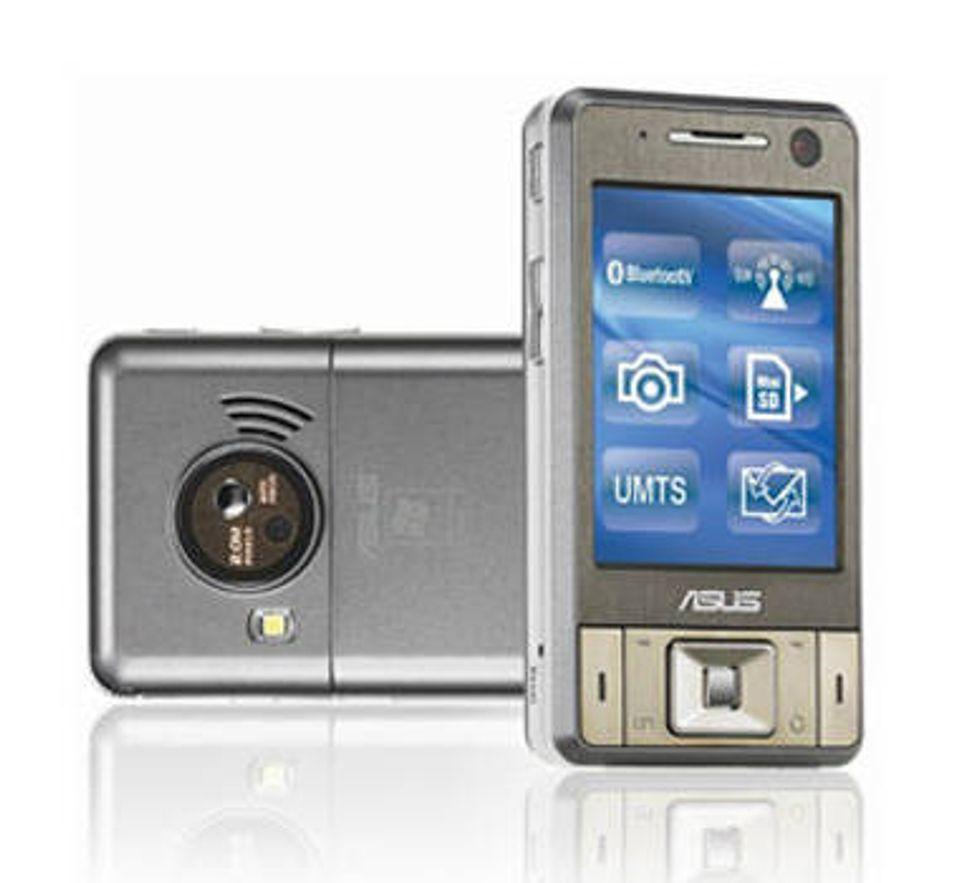 Asus med Windows-mobil