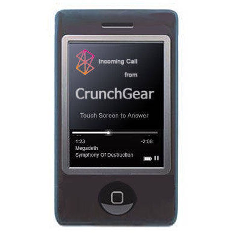 Microsoft med egen Iphone