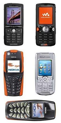 Har du en topp-fem-mobil?