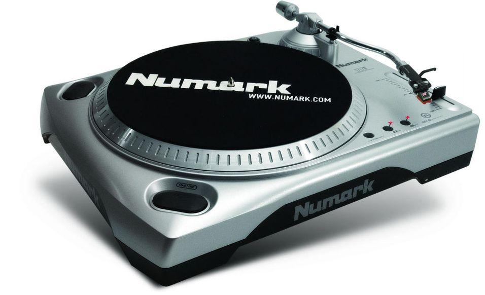 Fra LP-plate til MP3-fil