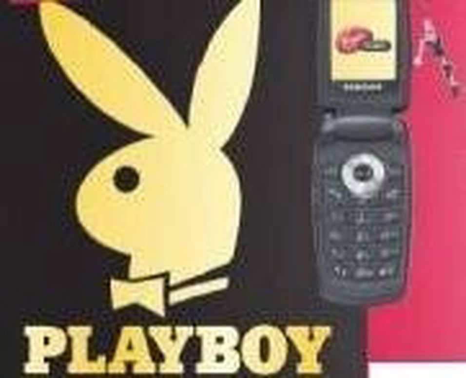 Her er Playboy-mobilen