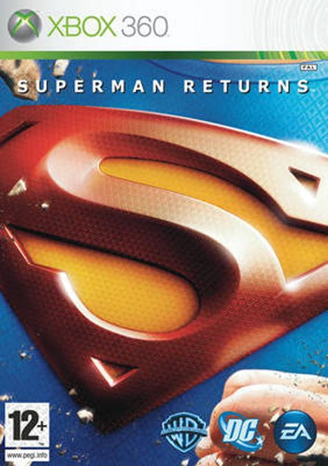 TEST: Formsvak Supermann