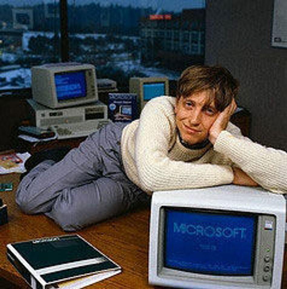Gates' datter nektes internett