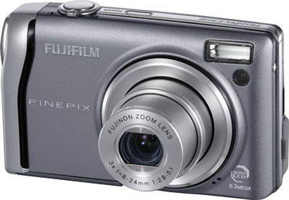 Fujifilm med SD-minne