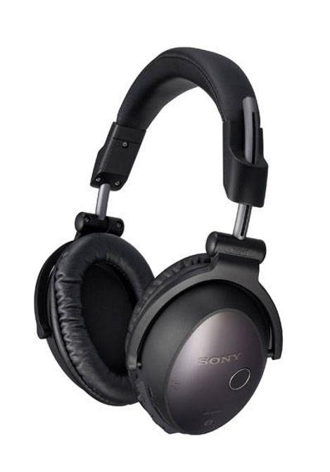 Trådløse hodetelefoner fra Sony