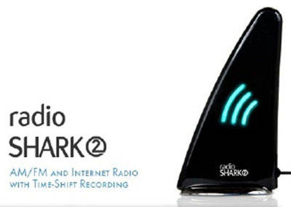 Radio med pause-funksjon