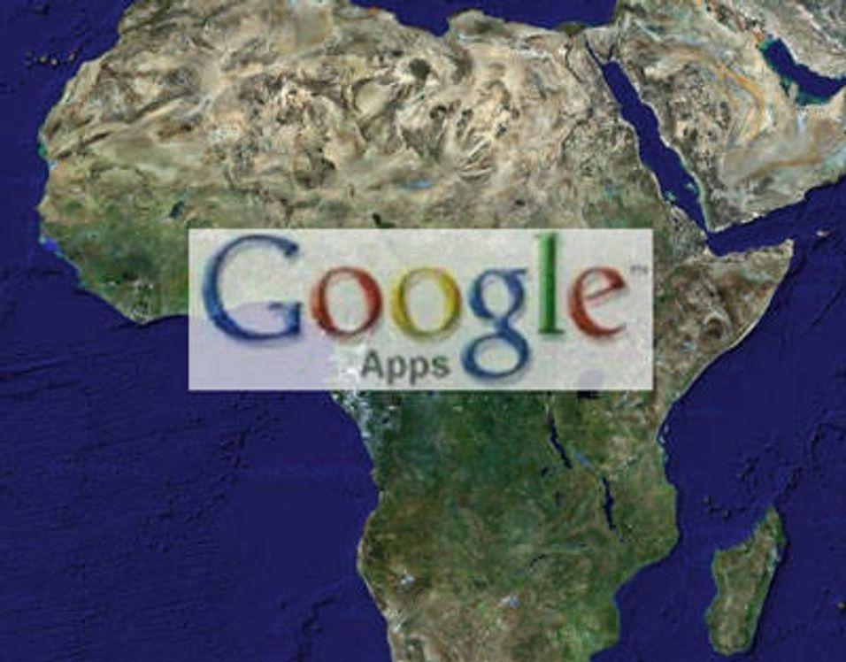 Google til Afrika med programmer