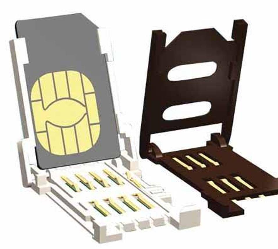 Plass til to SIM-kort