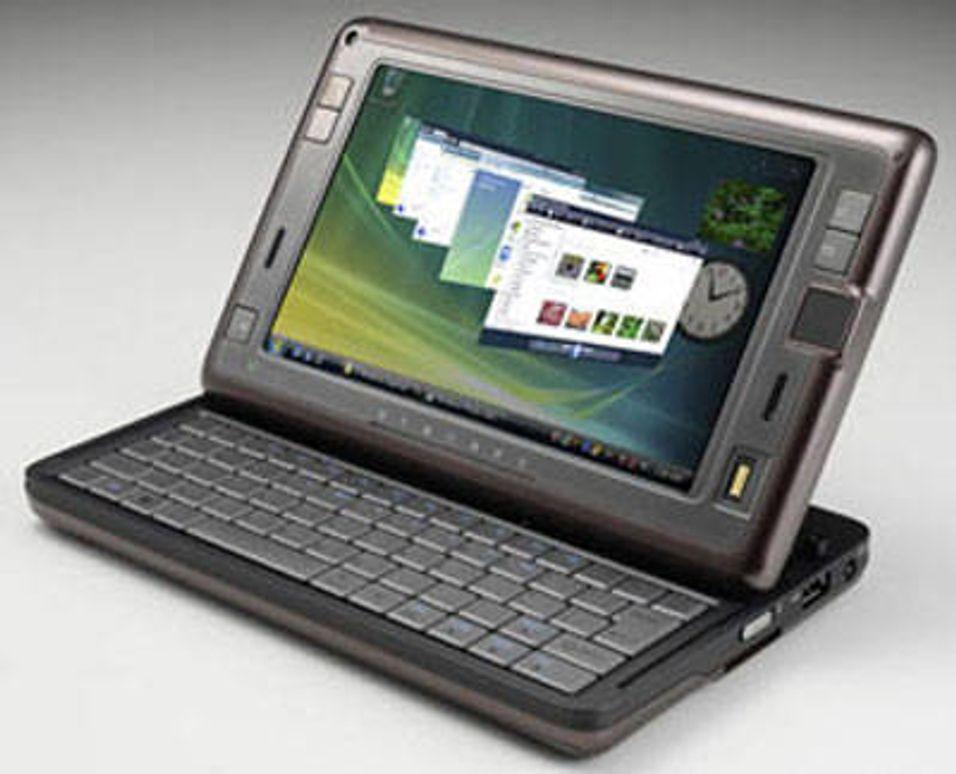 HTC-mobil med Windows Vista