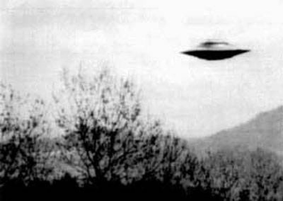 UFOer kræsjet fransk nettside
