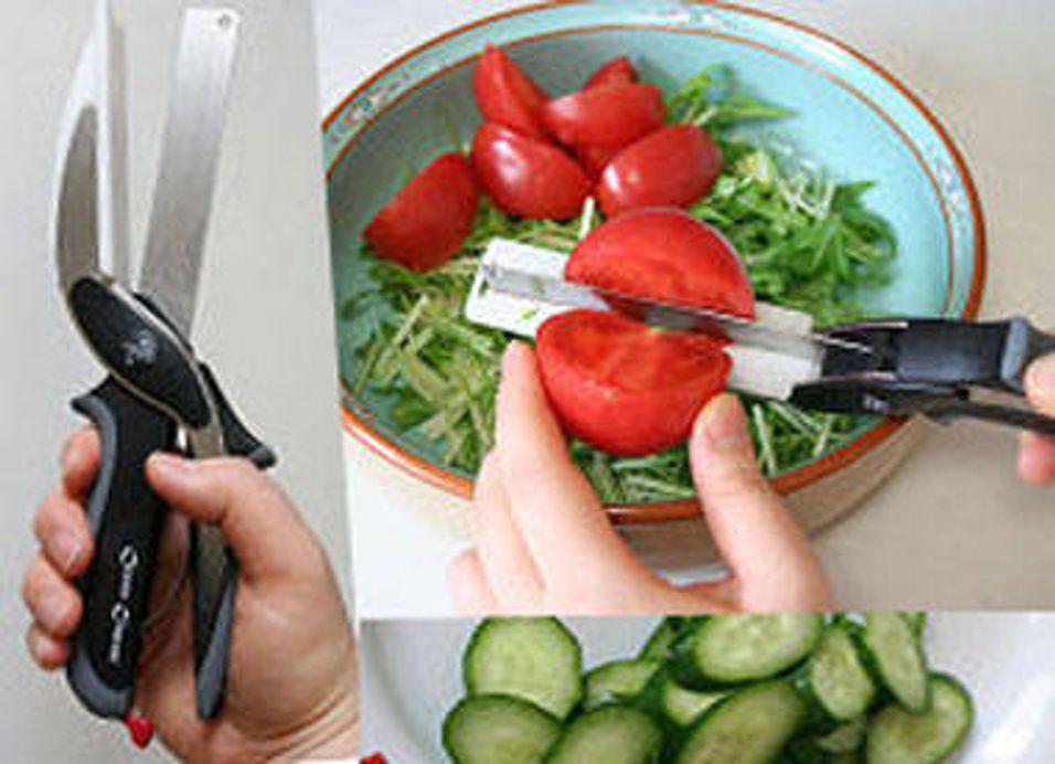 Kniv og skjærefjøl i ett