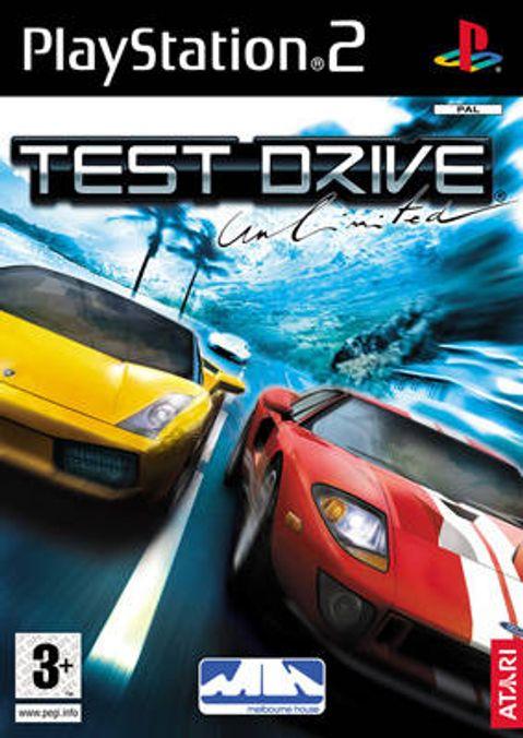 TEST: PS2 viser autofile muskler