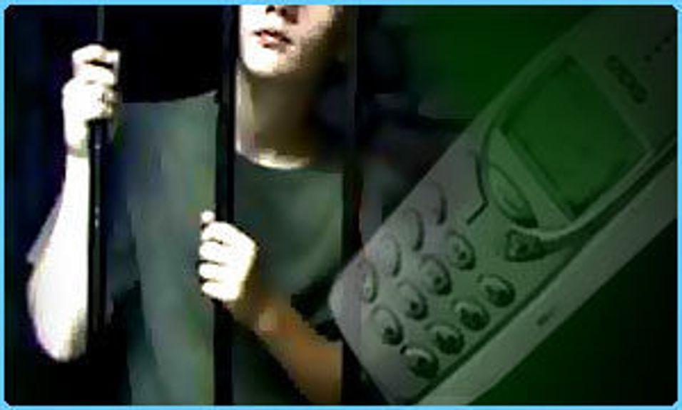 Arrestert etter SMS-fleip