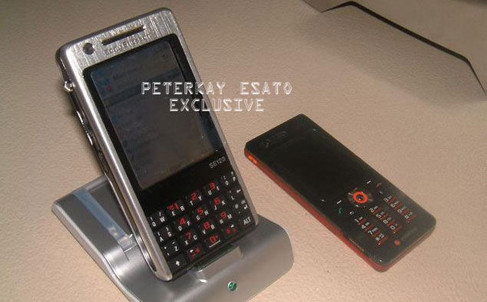 Slik blir Sony Ericsson P700