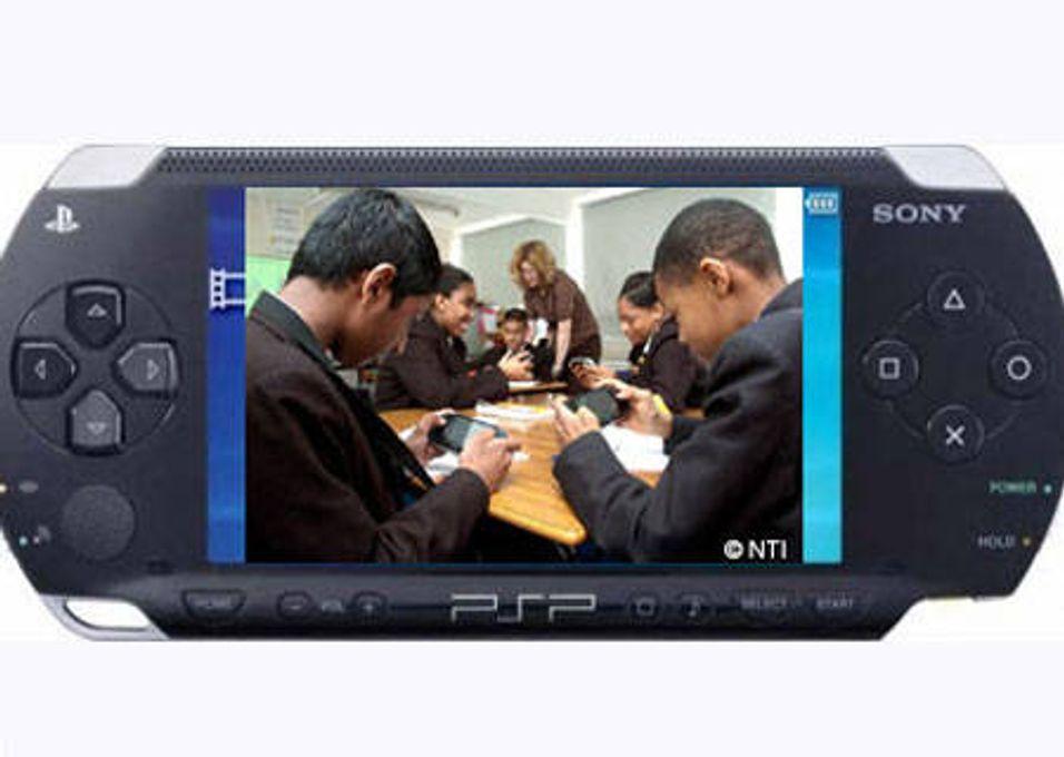 Sonys PSP blir billigere