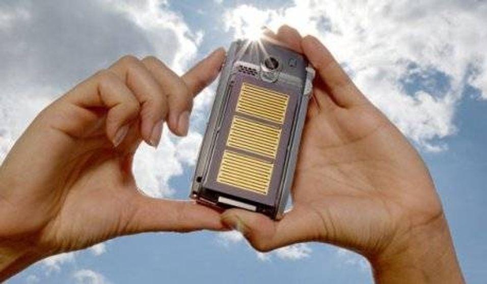Slutt på elendige mobilbatterier?