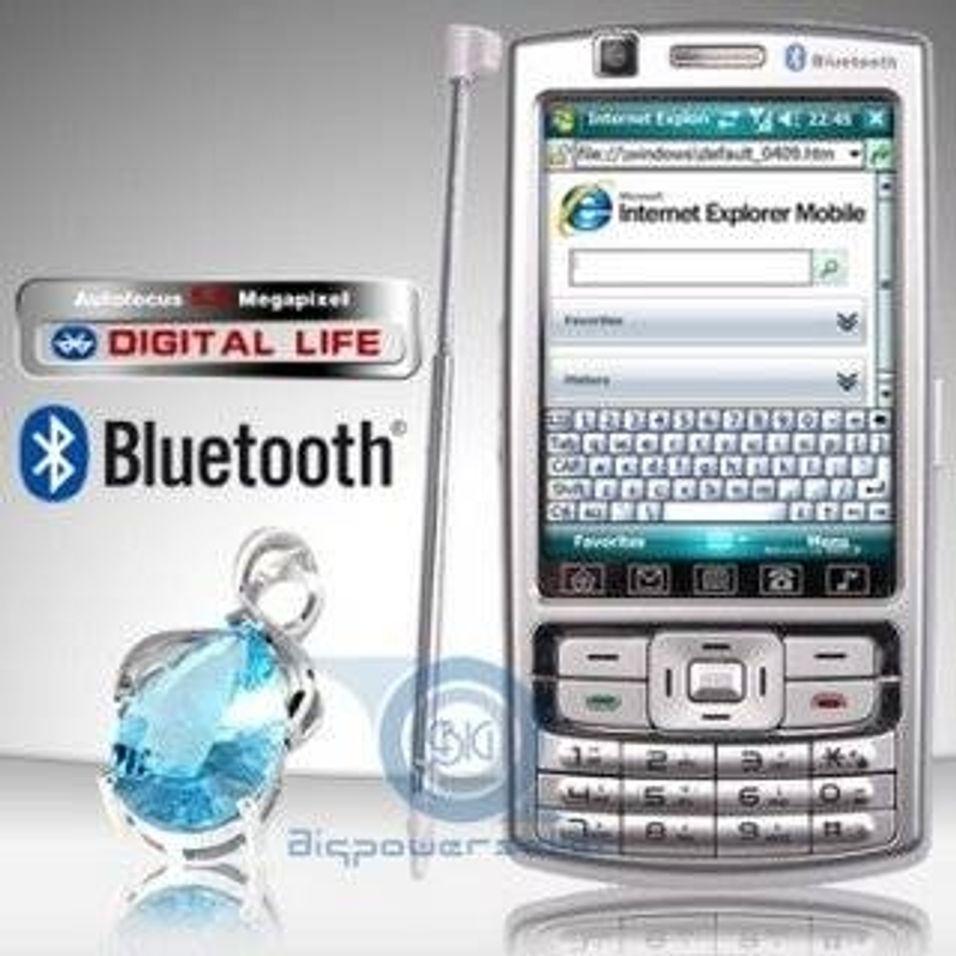 Se Nokia N95-kopiene